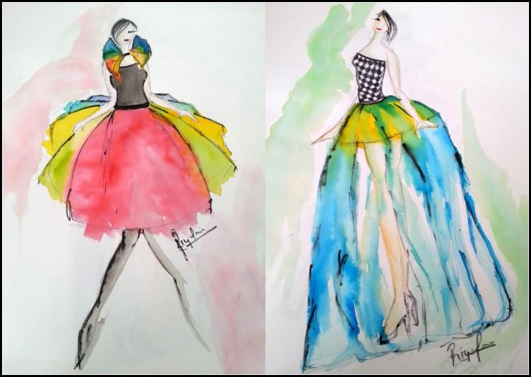 POP ART - Illustrations