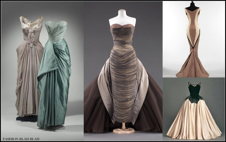 Charles James designs