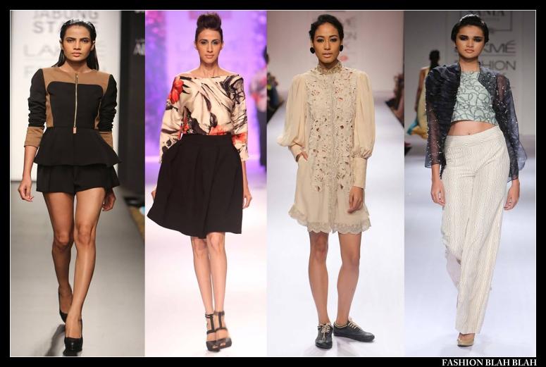 L-R : Selvage, Varun Bahl, VERB , Zara Sharjahan