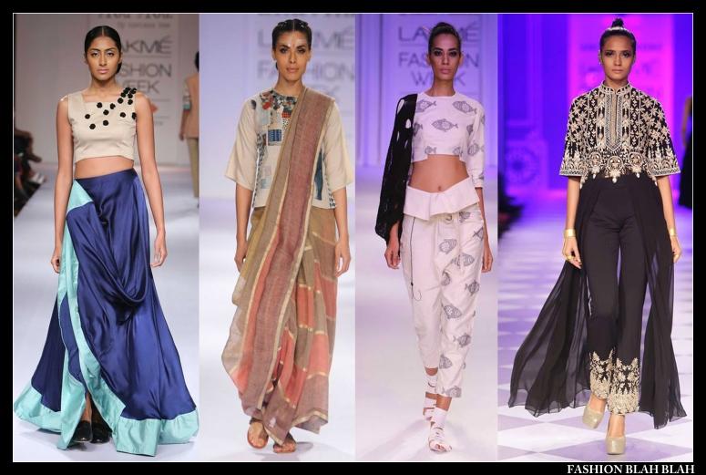 L-R : Archana Rao, Anavila, Debashree Smanat, Anita Dongre