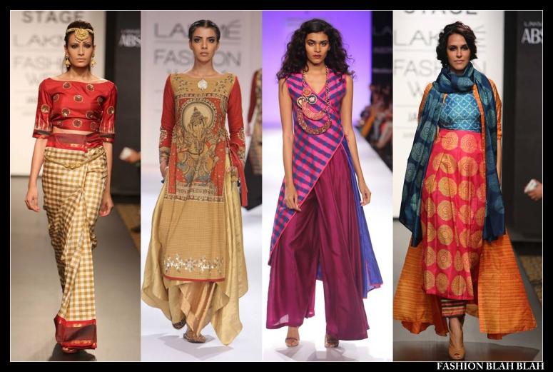 L-R : Harshita Chatterjee Deshpande, Shashikant Naidu, Shruti Sancheti, Swati Vijaywargie