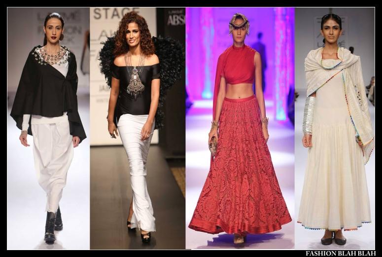 L-R : Suhani Pittie, Social Butterfly, Shantanu & Nikhil, Purvi Doshi