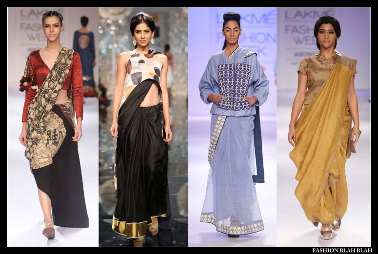 L-R : Shashikant Naidu, Masaba, Ilk, Anavila